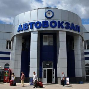 Автовокзалы Калининской