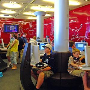 Интернет-кафе Калининской