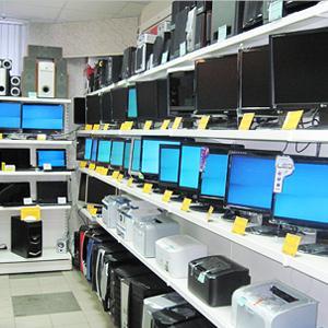 Компьютерные магазины Калининской