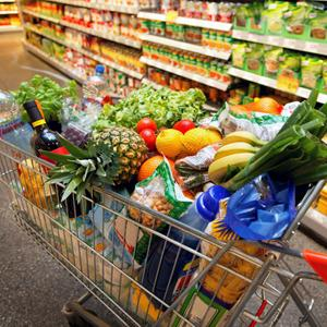 Магазины продуктов Калининской