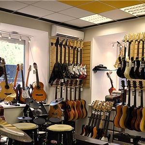 Музыкальные магазины Калининской