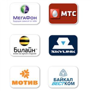 Операторы сотовой связи Калининской