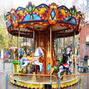 Парки культуры и отдыха Калининской