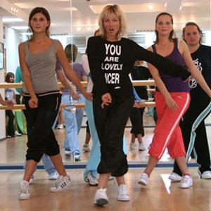 Школы танцев Калининской