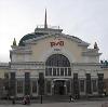 Железнодорожные вокзалы в Калининской