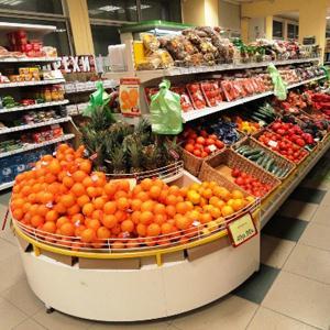 Супермаркеты Калининской